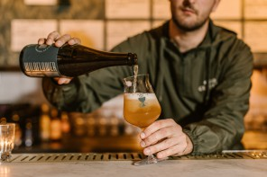 A New Wild Ale and Natural Wine Bar Arrives to Darlinghurst