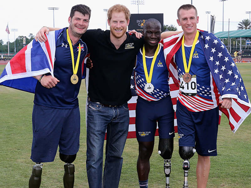 Invictus Games October