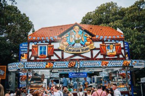 Win 2 Double Passes to Oktoberfest in the Gardens