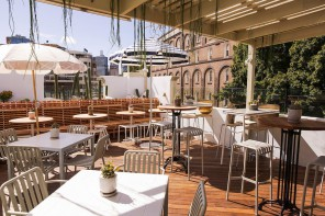 The Rooftop at Quarryman's Hotel, Pyrmont