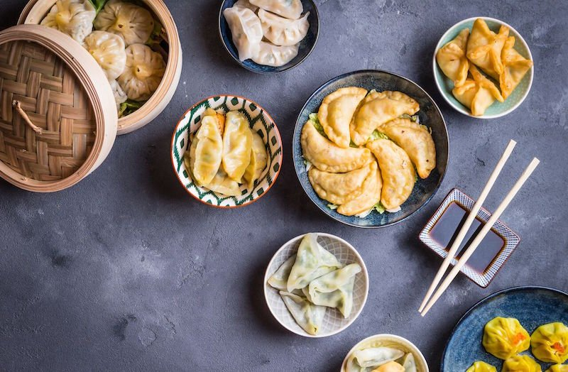 Unlimited Dumplings @ Old Town October