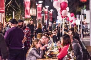 Sydney Fringe Festival x Kensington Street are Hosting Foodie Block Parties