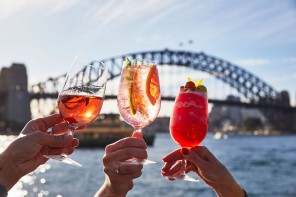 A Four Day Rosé Festival is Popping up at Opera Bar This Spring