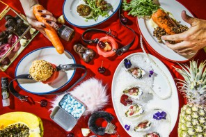 The Imperial Presents Rood Food, A Month Long Celebration of Drag and Devilish Dishes