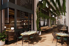 Bopp & Tone, A New Mediterranean Restaurant Arrives to the CBD