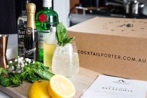Introducing Cocktail Porter, Australia's First Cocktail Subscription Service