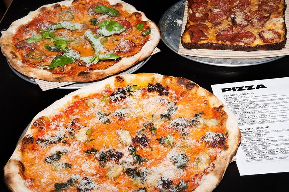 mary's pizzeria