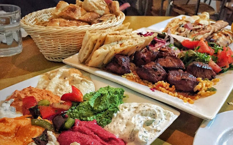 Sultans Table Newtown Cheap Eats 2019