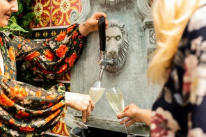 This Surry Hills Bar Now Has A Bottomless Prosecco Fountain