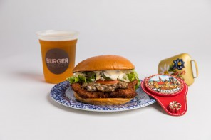 The Burger Project – Limited Edition Oktoberfest Burger