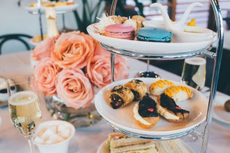 glasshouse manly high tea