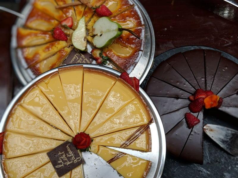 High Tea Society Rialto Precinct Dessert Trolley