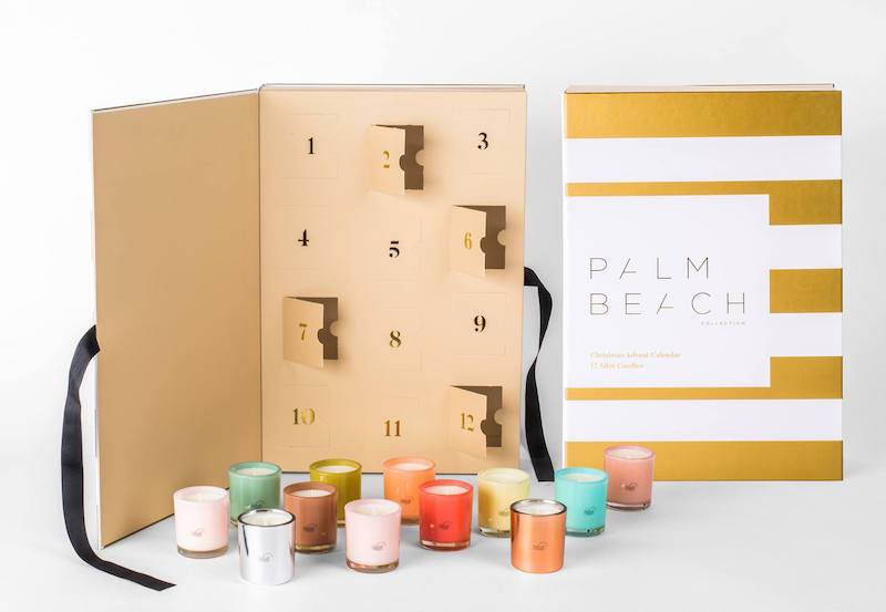 palm beach collection advent calendars