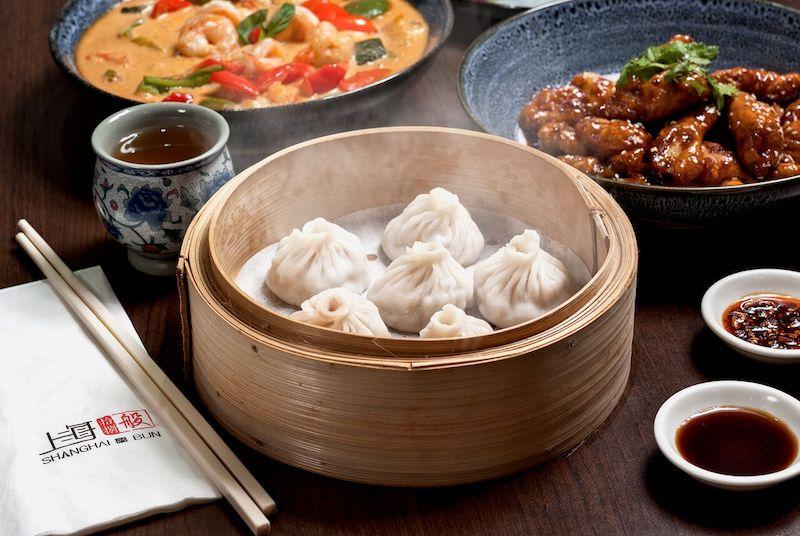 shanghai 18 dumplings