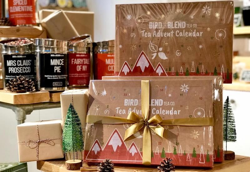bird & blend tea co advent calendars