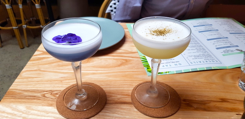 charleston cocktails