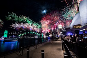 Secure Your Tickets to The Ultimate NYE Celebration at Portside Sydney Opera House