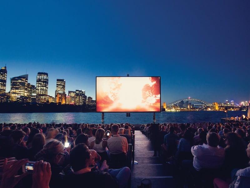 Westpac Openair Cinema Summer 2020