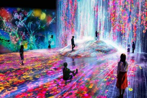 Planning a Trip to Japan? Head to Tokyo's Digital Art Museum