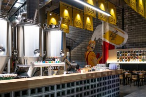 A New Gyoza and Beer Stadium Arrives to Darling Harbour