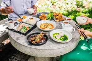 Lotus Dining Opens New Sichuan Restaurant Inside the Chinese Gardens