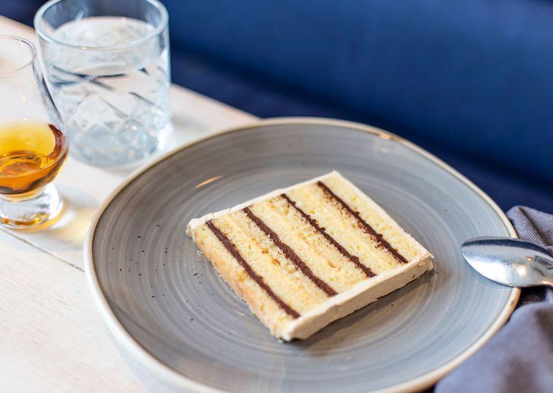 NOLA cake