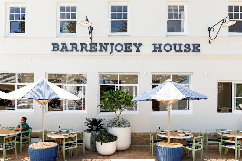 barrenjoey house