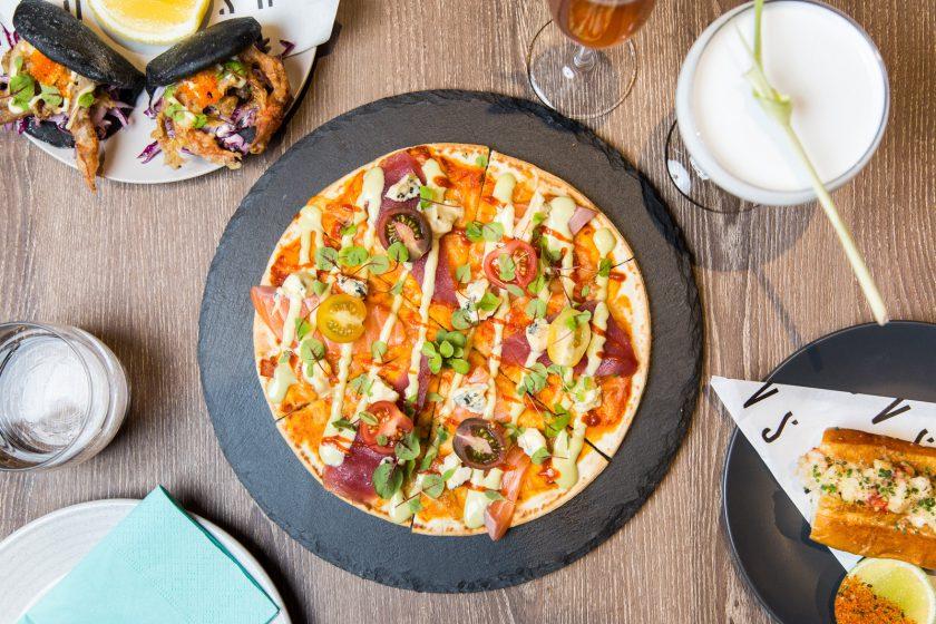 sash japanese pizza