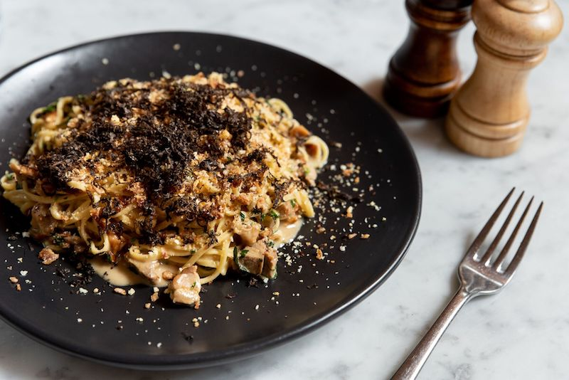 three williams truffle menu