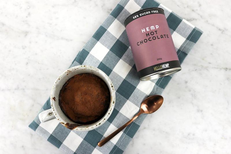 hello hemp mug