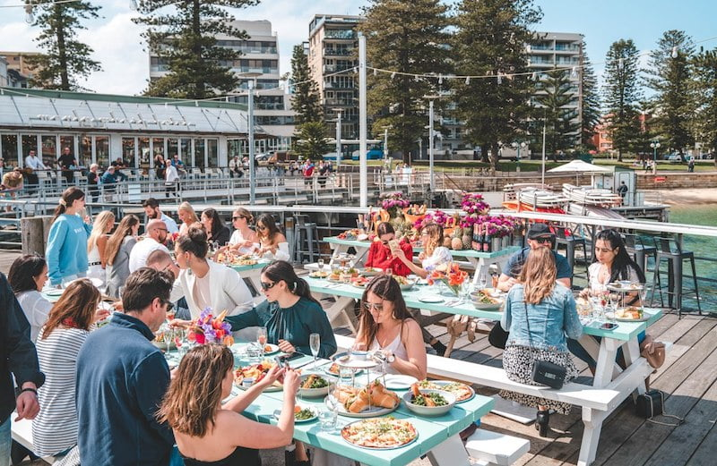 Sydney Best Boozy Brunches