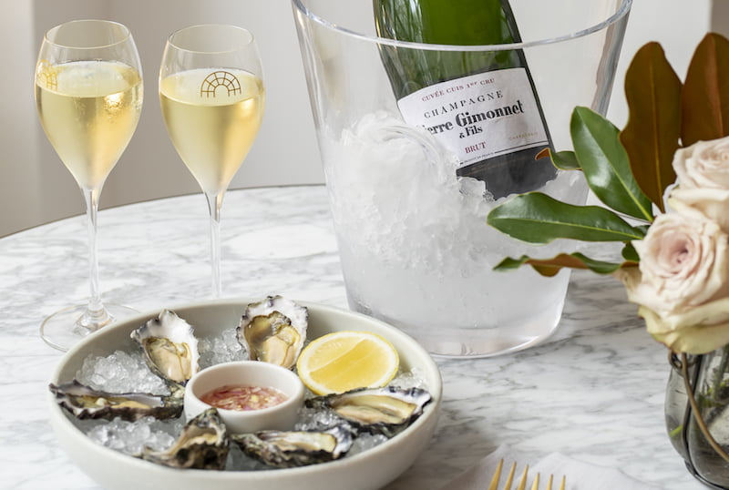 Reign at the QVB Champagne Week 2019