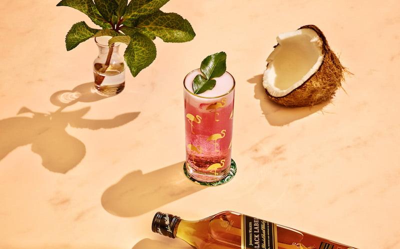 Highball Cocktail Maybe Sammy Whisky 2019
