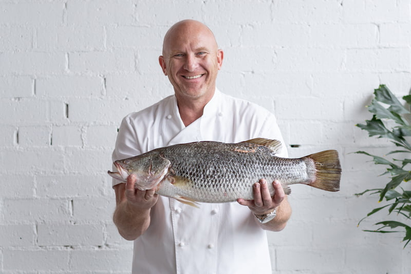 National Barramundi Day 2019 Matt Moran