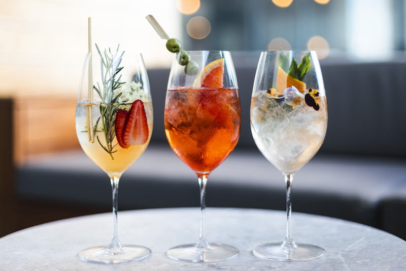 Cocktails croser