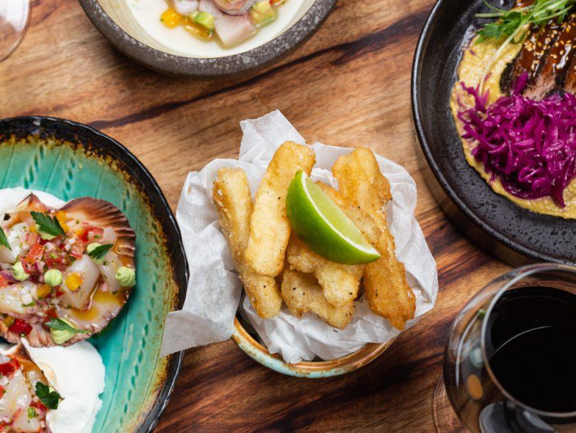 Nikkei Bar Restaurant Surry Hills 2019