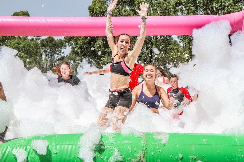 Best Things December Foam Fest