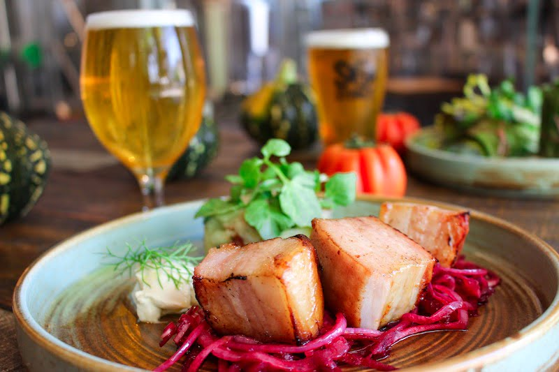 Sydney Brewery Sensory Beer Dinner