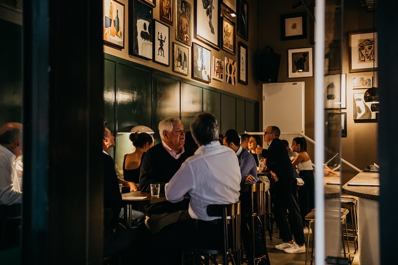 Bar Tottis CBD best things to to do this weekend