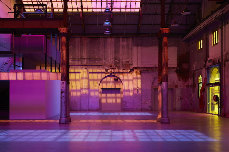 Carriageworks Installations 2020