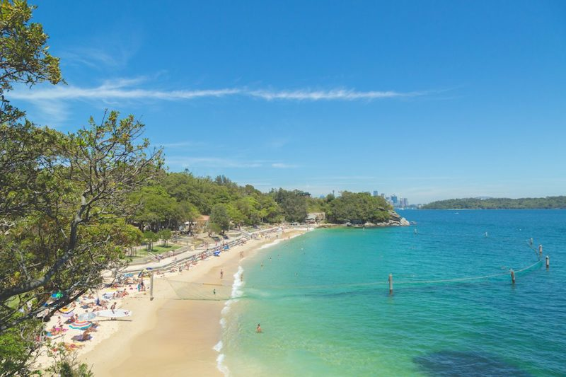 Hermitage Foreshore Track Best Coastal Walks Sydney