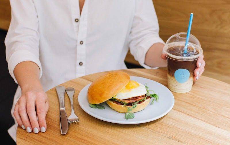 Client Cafes Sydney CBD