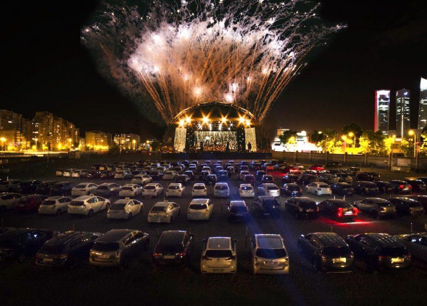 Drive-In Concerts Australia