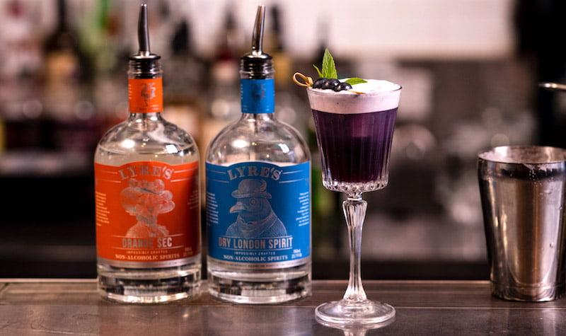 Lyres Booze Free Year