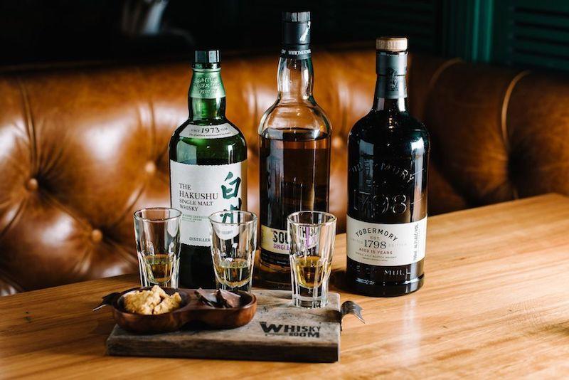Best Whisky Bar Sydney