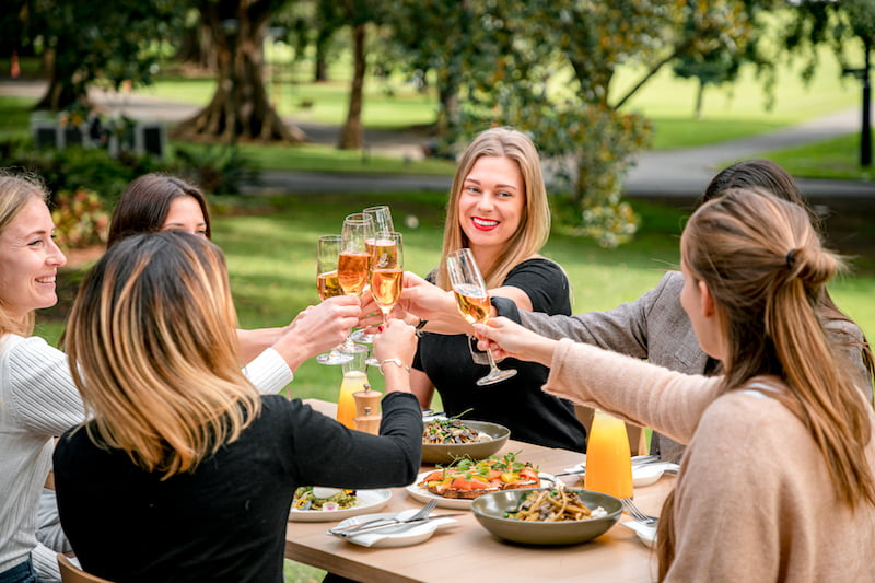 Outdoor Dining Sydney