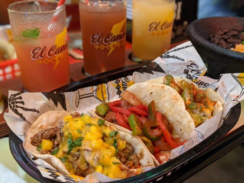El Camino Cantina Fitzroy Tacos Taco Topia